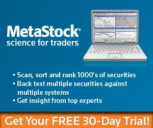 MetaStock Free Trial